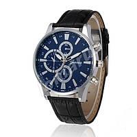 Мужские кварцевые часы Geneva Silver