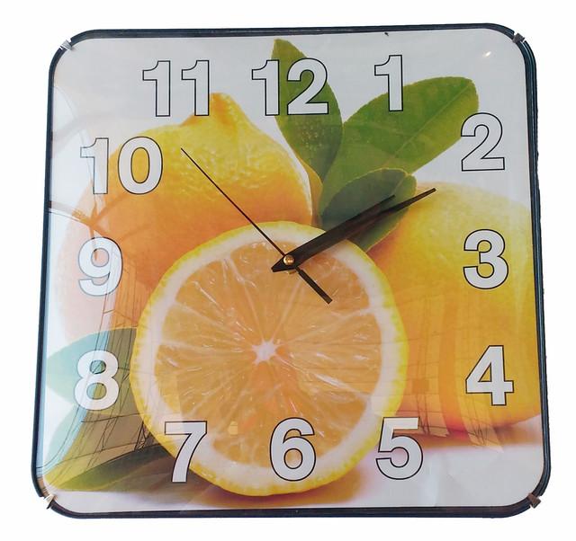 Настінні годинники на кухню
