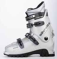 Ботинки скитур Silvretta X-MOUNTAIN Cl silver