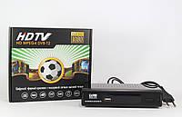 Мультимедийная ТВ приставка Тюнер DVB-T2