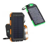 Внешние аккумуляторы на солнечных батареях Solar