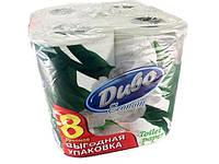 Двухслойная туалетная бумага Диво Эконом,   8шт\пач