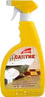 """Средство для чист. кафеля, фаянса и санизделий """"Сантик"""" с расп. 750 г"""