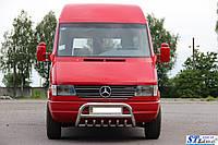 Кенгурятник Mercedes Sprınter 1995-2000 - ус одинарный , фото 1