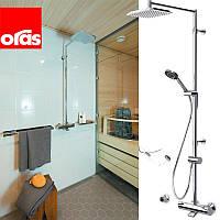 Душевая система с термостатом для ванны Oras Optima 7193U