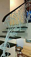 Кованые перила лестны КЛ - 375, фото 1