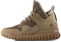 Мужские кроссовки Adidas Originals Tubular X Hemp Beige
