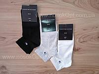 Носки женские спорт Tommy (сетка) цех опт