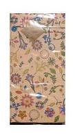 Салфетка бумажная декоративная (ЗЗхЗЗ, 10шт) Luxy MINI Декоративные цветы (1 пач)