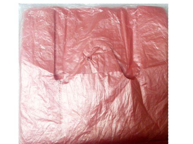Пакеты майка без рисунка №22+2*6х40 Горох(250шт) (1 пач)
