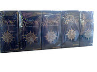 Карманные бумажные платочки  Bonjour стандарт, 10 шт\пач