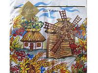 Салфетка с рисунком (ЗЗхЗЗ, 20шт) Luxy  Осенние (002) (1 пач)