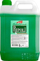 "Жидкое мыло на основе масла кокоса ТМ ""Ripoli"" 5 кг зеленое"