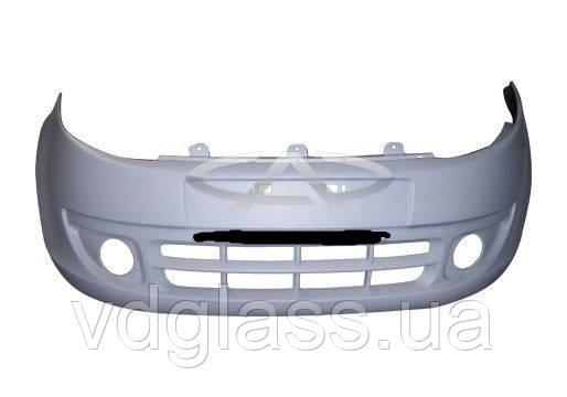 Передний бампер Chery QQ S11-2803600AB-DQ