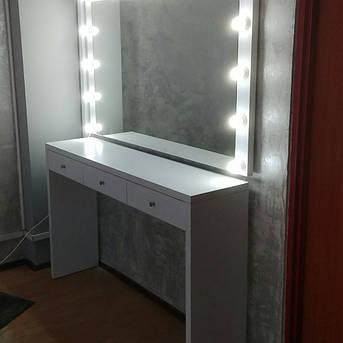 Зеркало и стол в гримерку, фото 2