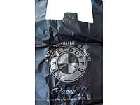 """Пакеты майка с рисунком БМВ 43х70 """"БМВ"""" Seedoff Premium (100 шт)"""