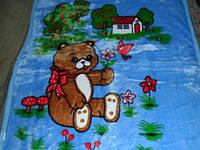 Детский плед-одеяло в коляску