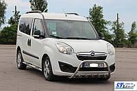 Защита переднего бампера (кенгурятник)  Opel Combo Combo D (11+), фото 1