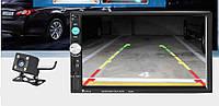 "Автомагнитола 2Din Pioneer 7023CRB 7"" Экран, Bluetooth, Читает ВИДЕО+ ПОДАРКИ+КАМЕРА!"