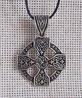 """Амулет защитный нордический """"Рунический крест"""""""