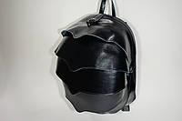 Очень оригинальный кожаный рюкзак-сумка