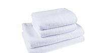 Банные полотенца (50х90см) махровые, без бордюра