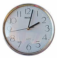 Настенные часы Baoli (золото, серебро)