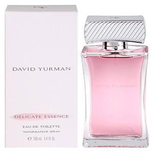 David Yurman Delicate Essence туалетная вода 100 ml. (Дэвид Юрман Деликат Эссенс)