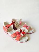 Детские босоножки на липучках для девочек оптом Размеры 31-36