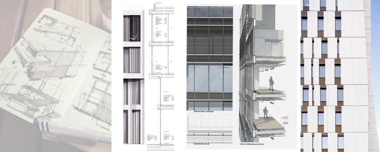 Проектирование и разработка систем вентилируемых фасадов