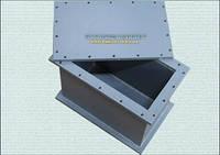 .Корпус емкости (резервуара) из ПВХ.  PVC-C
