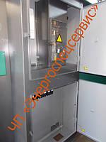 Тупиковая подстанция КТП-1 63 кВА