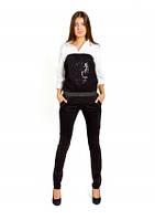 Женский комбинезон UNO, коттон (S-XL, норма) — купить от производителя недорого оптом в одессе 7км