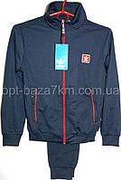 Подростковый спортивный костюм Турция, трикотаж (132-172) — купить оптом от производителя в одессе 7км