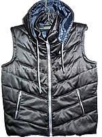 Мужская жилетка на синтепоне (46-52, норма) — купить по низкой цене оптом от производителя в одессе 7км