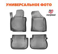 Коврики в салон для Volvo V60 (F) (10-) п/у к-т