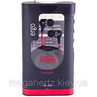 Вакуумные наушники Ergo ES-200 Black