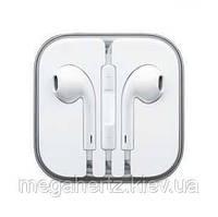 Наушники гарнитура Apple iPhone 5g Apple Earpods
