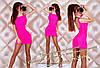 Платье ш657