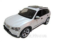 Машинка на радиоуправлении джип BMW X5 9828 White