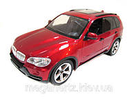 Машинка на радиоуправлении джип BMW X5 9828 Red
