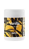 Kallos Vanilla Маска для сухого волосся, 1000 мл