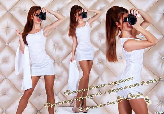 Платье ш656
