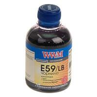 Чернила WWM для Epson Stylus Pro 7890/9890 200г Light Black Водорастворимые (E59/LB) светостойкие