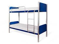 Подростковая кровать Металл-Мебель Двухъярусная кровать Арлекино 80х200