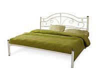 Кровать Металл-Мебель Кровать с кованым изголовьем Диана 160х200