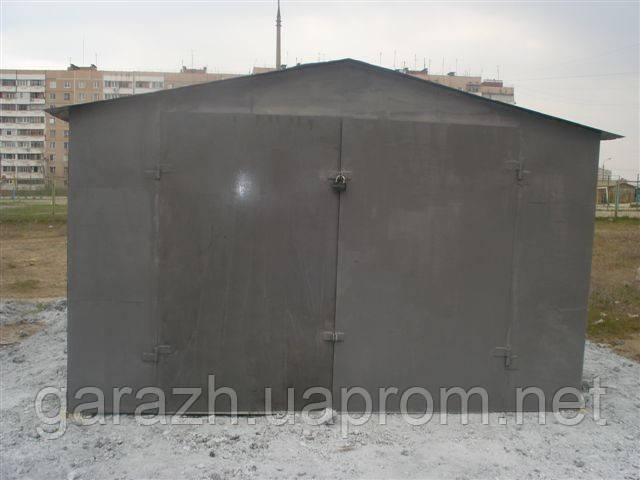 Металлические гаражи в запорожье построить гараж 7 7