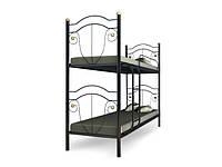Подростковая кровать Металл-Мебель Двухъярусная кровать Диана 90х200