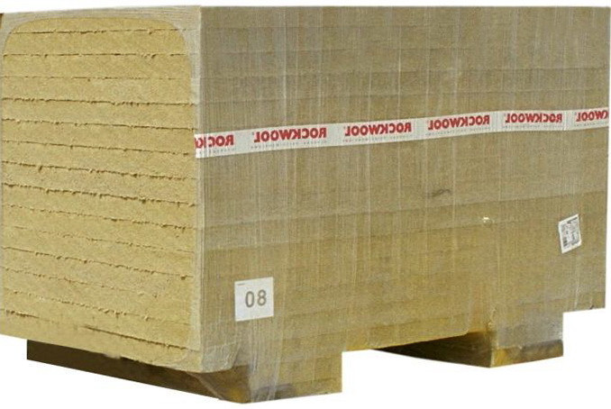 Базальтовий утеплювач Rockwool Monrock max E (плоска покрівля) 100 мм