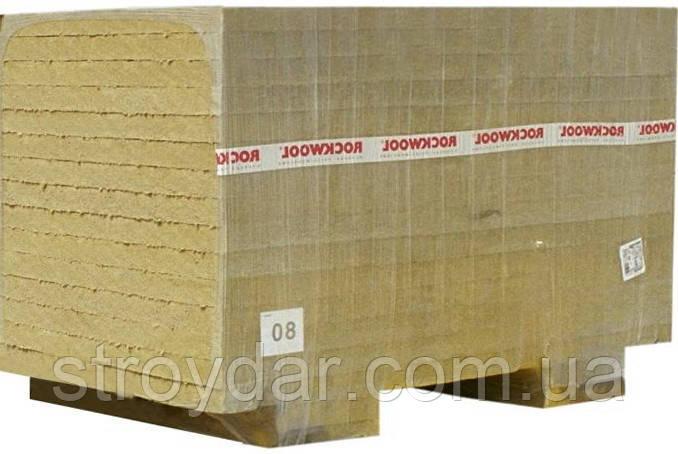 Базальтовый утеплитель Rockwool Monrock max E (плоская кровля) 100 мм